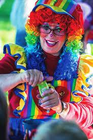 birthday clowns it tougher than you think i ll take that an aspen clown born by aspentimes
