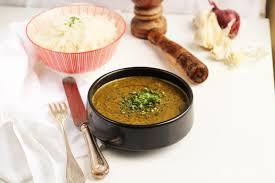 cuisine lentilles vertes curry de lentilles vertes au lait de coco à ma façon c comme chef