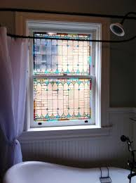 Bathroom Window Designs Photo Of Fine Bathroom Window Film - Bathroom window designs