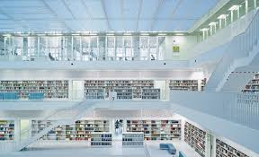 stuttgart city library u2013 architecture with special requirements