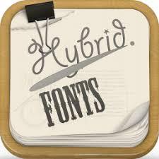 Kik Meme Maker - hybrid fonts font fx maker for messages texts comments in