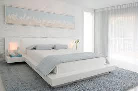 White Platform Bed Frame White Modern Platform Bed Home Interior Design 27836