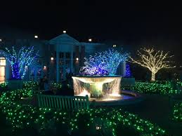 atlanta botanical garden lights photos garden lights holiday nights at atlanta botanical garden