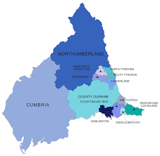 Durham England Map by The Condensation Doctor About Us The Condensation Doctor