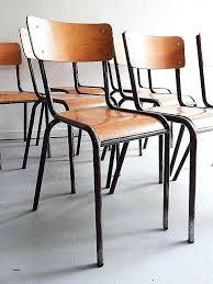 bureau vintage design chaise vintage occasion chaise ecolier occasion chaises d