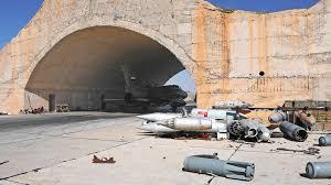 america u0027s tomahawk missile attack on syria u0027s shayrat air base was