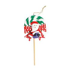 shop snowman elk santa claus pattern soft lollipop