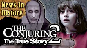 the true story the conjuring 2 news in history