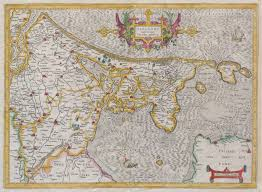 Holland Map File 1606 Mercator Map Of Holland Netherlands Geographicus