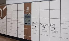 bureau de poste montparnasse la poste parie sur la livraison de colis dans les gares sncf