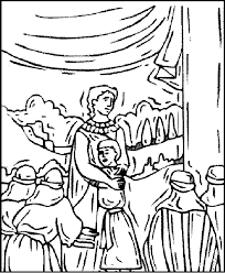 free bible coloring pages joseph brothers coloring