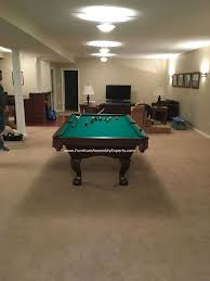 brunswick pool table assembly 16 best billiard pool table assembly and installation dc md va