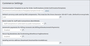 Order Confirmation Template by Setting Up An Order Confirmation Template