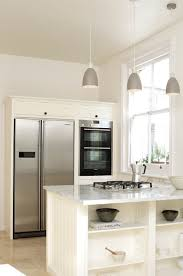 how to design a kitchen around an american fridge freezer ao
