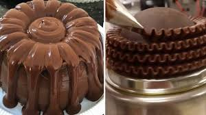 how to make chocolate cake decorating amazing satisfying