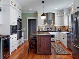 Full Wall Kitchen Cabinets Nyc Residential Renovation Family Apartment Marble Countertop