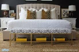 storage bench for foot of bed foter
