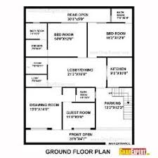 Twin House Plans Twin House Plan Gharexpert Com