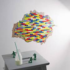 lego wall stickers roselawnlutheran building blocks wall sticker by oakdene designs ninjago lego