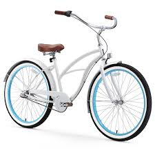 amazon com sixthreezero women u0027s 3 speed 26 inch beach cruiser