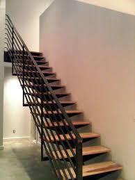 Banister Handrail Steel Staircase Railings Bangalore Steel Stair Handrail Details