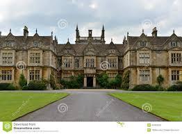 old english mansion stock photo image 42403929