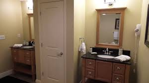 Bathroom With Two Separate Vanities by Booking For Fall Most Beautiful Time To C Vrbo