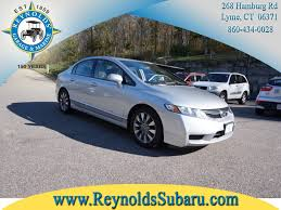 subaru honda new subaru u0026 used car dealer in lyme ct reynolds subaru