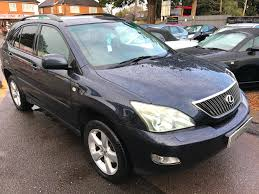 harrier lexus 2005 used lexus rx cars for sale motors co uk