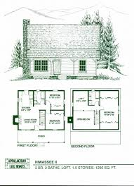 two cabin plans two house plans and cabin plans 3 bedroom floor plan