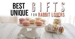 best unique gifts and gift ideas for rabbit and bunny