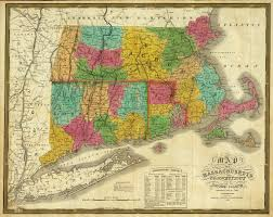 Franklin Ma Map Prints Of Old Massachusetts State Maps
