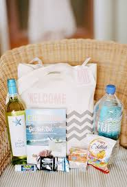wedding welcome bag ideas creative wedding welcome bag ideas brides