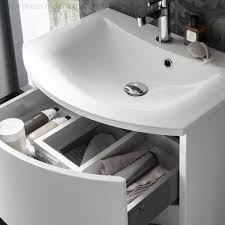 2 Basin Vanity Units Bauhaus Svelte Vanity Unit With Mineral Marble Basin Uk Bathrooms