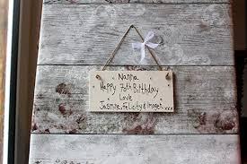 grandparent plaques personalised plaques for grandparents happy birthday presents