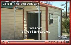 Small Metal Barns Picture Shop For Metal Barns And Garages Shopbypicture Com Toll