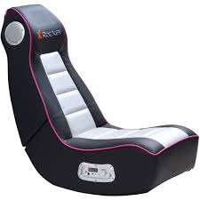 Game Chair Ottoman by X Video Rocker Pro Series H3 4 1 Wireless Audio Gaming Chair