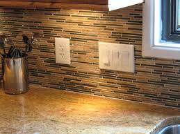 Kitchen Backsplash Glass - backsplash glass tile ideas kitchen glass tiles with granite tile
