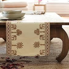 Coffee Table Runners Elephant Mombasa Table Runner Design