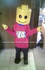 Boys Lego Halloween Costume 11 Boys Costume Images Lego Costume Lego