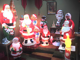 blow mold christmas decorations outdoor home decorations