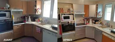 mobilier de cuisine covering décoratif de mobilier cuisine total covering et