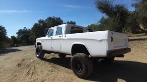 icon 4x4 truck icon d200 dodge crew cab reformer for sale youtube