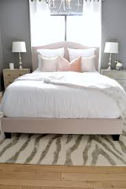 10 ways to decorate above your bed domestic imperfection gray paint bedroom ideas