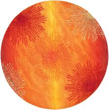 Modern Round Rugs by Rug Soh712r Soho Area Rugs By Safavieh