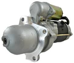 amazon com new starter motor fits case lift loader 580 580b w5d