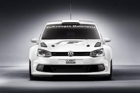 polo volkswagen black rennsport rallywagen vw to enter world rally championship with
