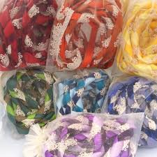 handfasting cords for sale handfasting cord 7 chakra set wedding tie white ribbon fairybrook