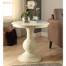 Acme Dining Room Sets by Acme Furniture Alyx Antique White Side Table 82818 The Home Depot