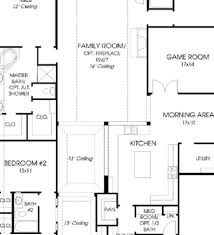 Modern One Story House Plans One Story Home Plans